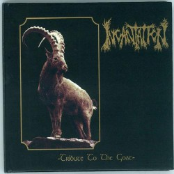 Incantation - Tribute To The Goat - CD DIGIBOOK