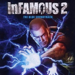 Infamous 2 - The Blue Soundtrack - CD