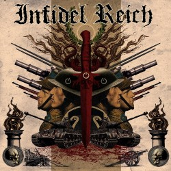 Infidel Reich - Infidel Reich - Mini LP
