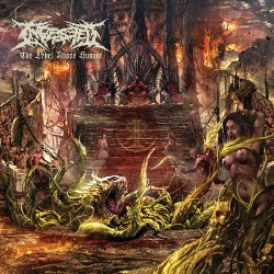 Ingested - The Level Above Human - LP COLOURED