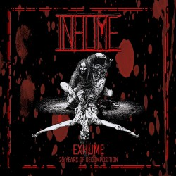 Inhume - Exhume - 25 Years Of Decomposition - CD DIGIPAK