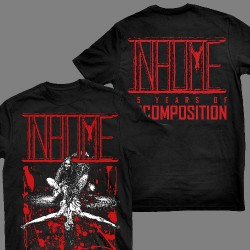 Inhume - Exhume - 25 Years Of Decomposition - T-shirt (Men)