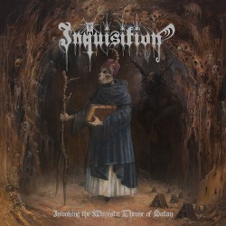 Inquisition - Invoking the Majestic Throne of Satan - CD DIGIPAK