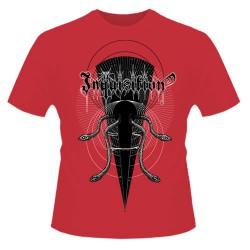 Inquisition - Mystical Blood - T-shirt (Men)