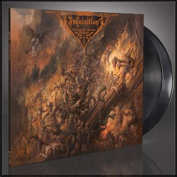 Inquisition - Nefarious Dismal Orations - DOUBLE LP Gatefold