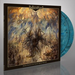 Inquisition - Ominous Doctrines of the Perpetual Mystical Macrocosm - DOUBLE LP GATEFOLD COLOURED