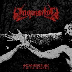 Inquisitor - Stigmata Me, I'm In Misery - CD