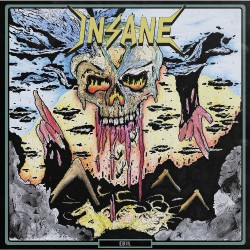 Insane - Evil - LP