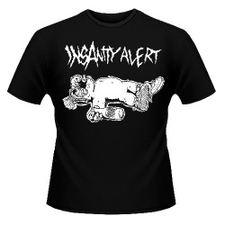 Insanity Alert - Alf Wasted - T-shirt (Men)