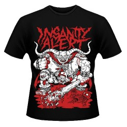 Insanity Alert - Lord - T-shirt (Men)