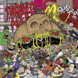 Insanity Alert - Moshburger - CD