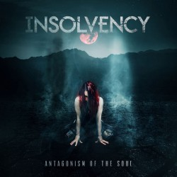 Insolvency - Antagonism Of The Soul - CD DIGIPAK