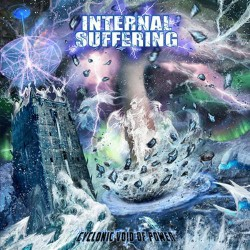 Internal Suffering - Cyclonic Void Of Power - CD