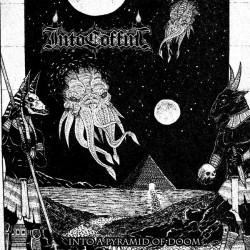 Into Coffin - Into A Pyramid Of Doom - DOUBLE LP Gatefold