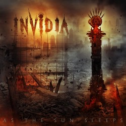 Invidia - As The Sun Sleeps - CD DIGIPAK