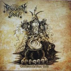 Invocation Spells - Descendent The Black Throne - LP COLOURED
