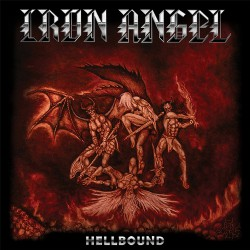 Iron Angel - Hellbound - LP