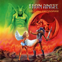 Iron Angel - Hellish Crossfire - CD