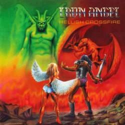 Iron Angel - Hellish Crossfire - LP COLOURED