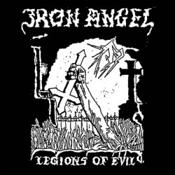 Iron Angel - Legions Of Evil - CD