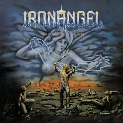 Iron Angel - Winds Of War - LP COLOURED
