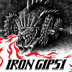 Iron Gypsy - Iron Gypsy - LP