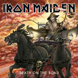 Iron Maiden - Death On The Road - DOUBLE CD