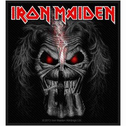 Iron Maiden - Eddie Candle Finger - Patch