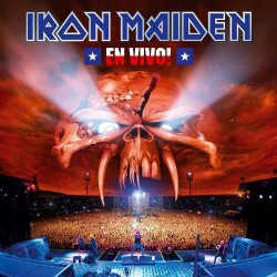 Iron Maiden - En Vivo! - DOUBLE CD