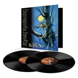 Iron Maiden - Fear Of The Dark - DOUBLE LP Gatefold
