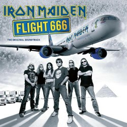 Iron Maiden - Flight 666: The Original Soundtrack - Double LP picture gatefold