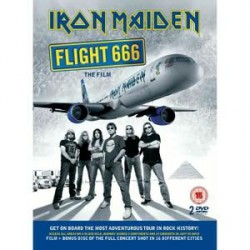 Iron Maiden - Flight 666: The Film - DOUBLE DVD