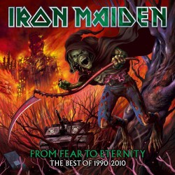 Iron Maiden - From Fear To Eternity - The Best of 1990-2010 - DOUBLE CD