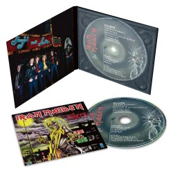Iron Maiden - Killers - CD DIGIPAK