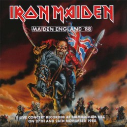 Iron Maiden - Maiden England '88 - DOUBLE CD