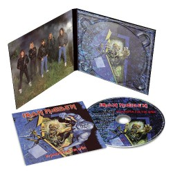 Iron Maiden - No Prayer For The Dying - CD DIGIPAK
