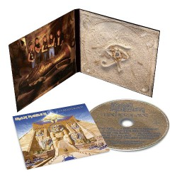 Iron Maiden - Powerslave - CD DIGIPAK