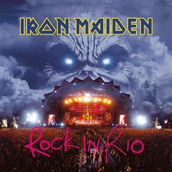Iron Maiden - Rock In Rio - DOUBLE CD