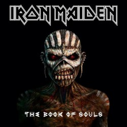 Iron Maiden - The Book Of Souls - 3LP GATEFOLD