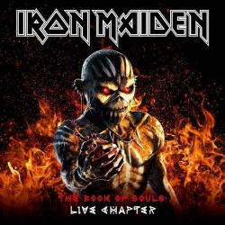 Iron Maiden - The Book Of Souls : Live Chapter - DOUBLE CD