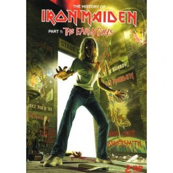 Iron Maiden - The History of Iron Maiden part 1: The Early Days - DOUBLE DVD