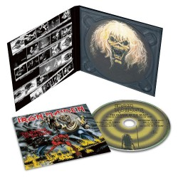 Iron Maiden - The Number Of The Beast - CD DIGIPAK