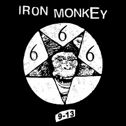 Iron Monkey - 9-13 - CD