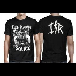 Iron Reagan - Capital Police - T-shirt (Men)