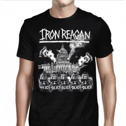 Iron Reagan - Capital Police - T-shirt (Men)