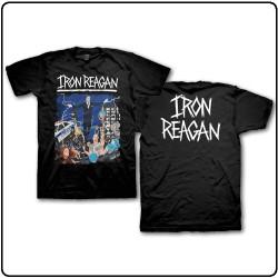 Iron Reagan - Floating Reagan - T-shirt