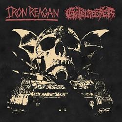 Iron Reagan - Gatecreeper - Split - CD