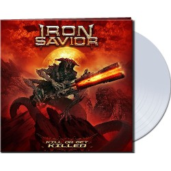 Iron Savior - Kill Or Get Killed - LP Gatefold Coloured