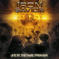 Iron Savior - Live At The Final Frontier - 2CD + DVD