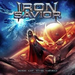 Iron Savior - Rise of the Hero - CD